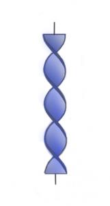 Internal spiral